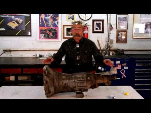 MX-5 Miata Transmission Disasters from Mike's Place