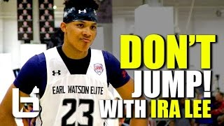Don't JUMP With Ira Lee! West Coast's Top Power Forward Summer Mixtape!