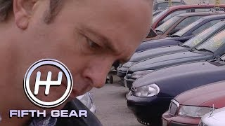 Buying A Second Hand Car Before The Internet | Fifth Gear Classic