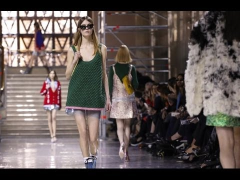 Miu Miu | Fall Winter 2014/2015 Full Fashion Show | Exclusive Video