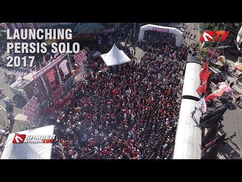 Launching Persis Solo 2017