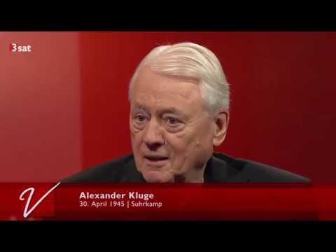 Peter Voß fragt Alexander Kluge - 30. April 1945 - Die Stunde Null?