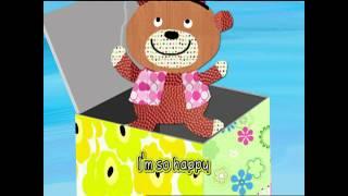 download lagu Kids Songs I'm So Happy, Sing-a-long Song gratis