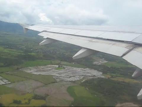 Despegando de Tarapoto/ TAKEOFF FROM TARAPOTO - PERU