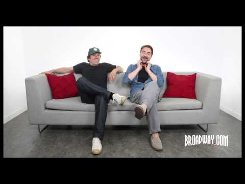 Ask a Star: WOLF HALL's Nathaniel Parker & Ben Miles