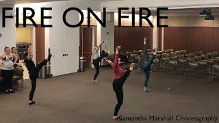 Fire on Fire || Samantha Marshall Choreography