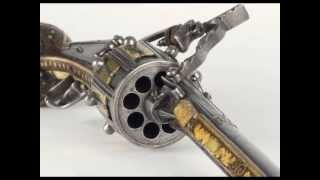 The world's oldest revolver