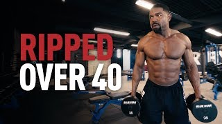 Ripped Over 40 Full Body Fat Loss