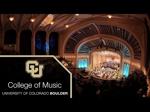 music+ - A campaign for the University of Colorado Boulder College of Music