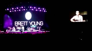Download Lagu Brett Young Mercy Manchester Arena 4th October 2017 Gratis STAFABAND