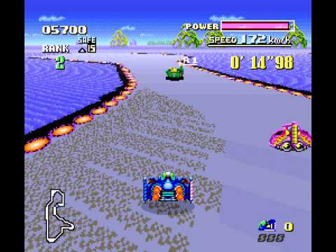 F-ZERO - Vizzed.com GamePlay - User video