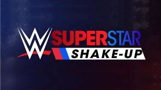 WWE SmackDown Live Superstar Shakeup Live Reactions