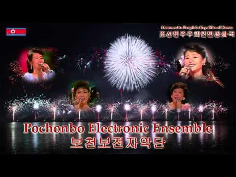 13 We Love You - Pochonbo Electronic Ensemble (DPRK / North Korea)