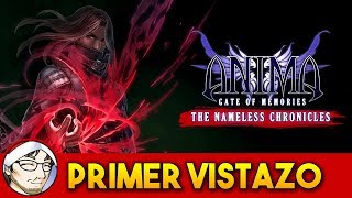 ANIMA: GATE OF MEMORIES - THE NAMELESS CHRONICLES ► Nuevo Action RPG! │ Jugamos la Demo en Español