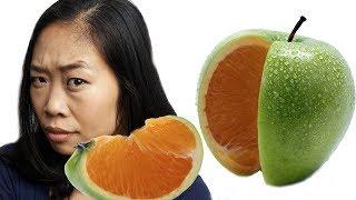 We Try 5 Weird ASIAN FRUITS