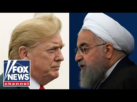 Trump says he would meet with Iran after tough rhetoric