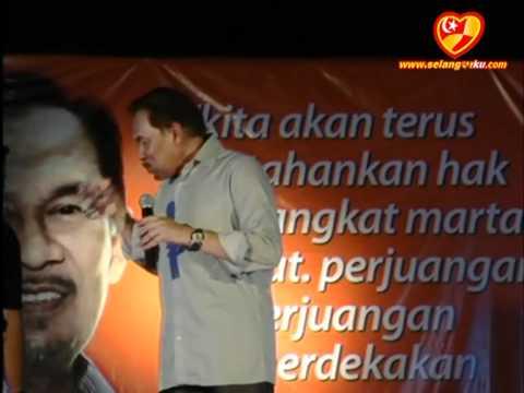 CERAMAH PERDANA Merdeka Rakyat Ampang 12062012 - Anwar Ibrahim