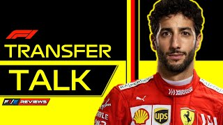 Who Will Replace Sebastian Vettel? - Transfer Talk