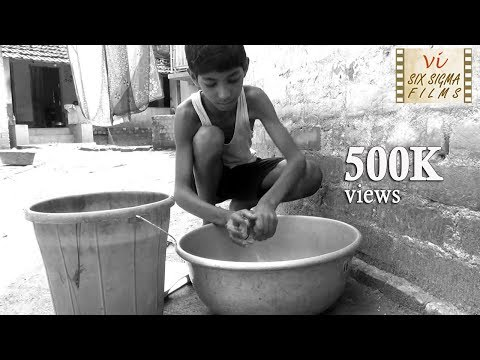 Heart Touching Short Film from India - Child Labour