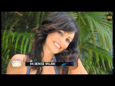 AOTS Women of the Web feat. Denise Milani