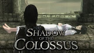 Shadow of the Colossus - A REAL HISTÓRIA