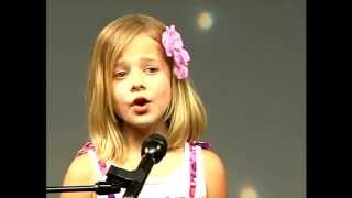 "Jackie Evancho Singing ""O Mio Babbino Caro"" in HD"