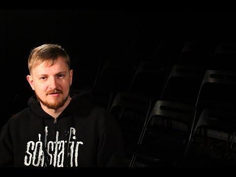 Paulius Ambrazevicius kalba apie LGBT, bei dokumentini filma savizudybiu tema