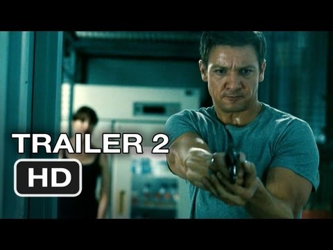 Subscribe to TRAILERS: http://bit.ly/sxaw6h Subscribe to COMING SOON: http://bit.ly/H2vZUn The Bourne Legacy Official Trailer #2 (2012) Jeremy Renner Movie HD Centered on a new CIA operative...