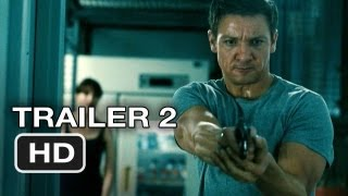 The Bourneacy Official Trailer #2 (2012) Jeremy Renner Movie HD