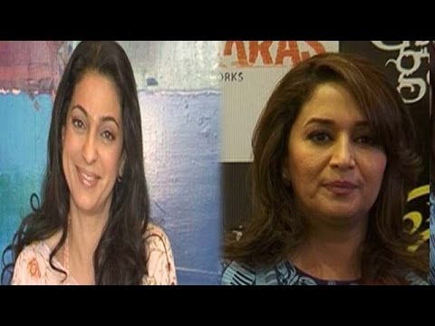 Is all not well between Madhuri Dixit & Juhi Chawla ?