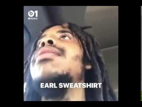 """Earl Sweatshirt on """"Nowhere2go"""" MP3"""