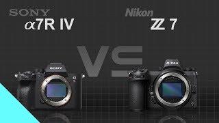 Sony alpha a7R IV vs Nikon Z7