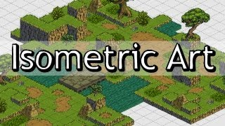 How to Draw Isometric Art