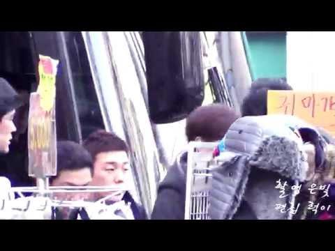 [직캠]Leeminho /01~23.25 강남1970 민호와 함께한 무대인사 by 은빛아이