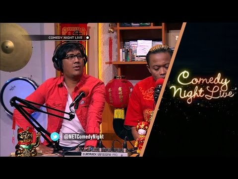 CNL RAdio bareng Andre, Omesh & SUle - CNL 7 Januari 2016