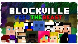 Blockville FTB: BLOCKVILLE CUSTOM MOD PACK? (S2E10)