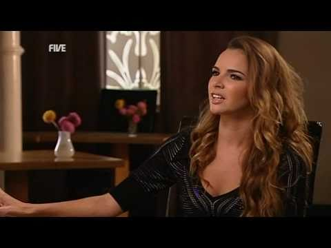 Nadine Coyle - Interview (Live From Studio FIVE - 02.11.2010)