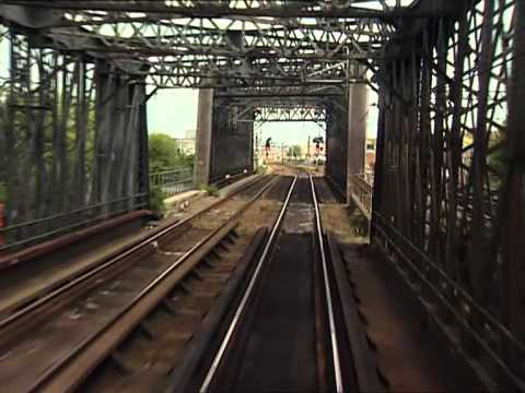 www.video125.co.uk This Driver's eye view of the East Coast Main Line was filmed in 1999 and 2000 from a class 91 electric loco operated by GNER. This crack ...