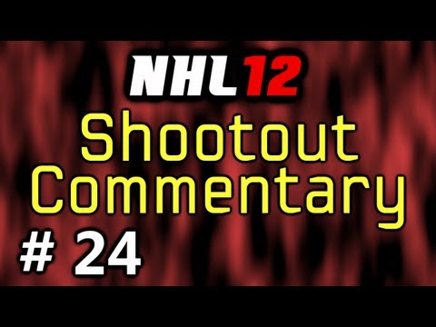 "NHL 12: Shootout Commentary ep. 24 ""New Look Kings"""