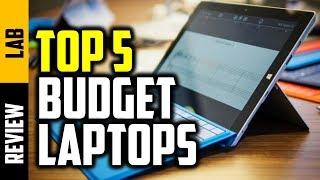 ▶️Best Budget Laptops 2019 | Top 5 Budget Laptops