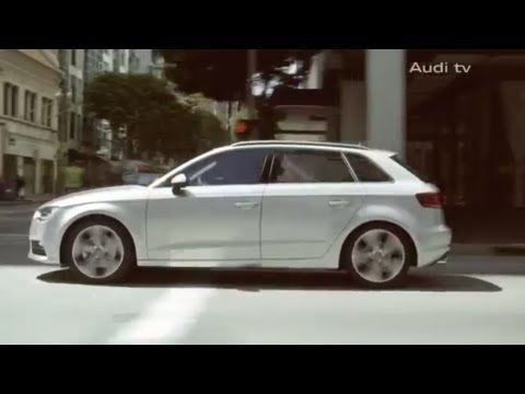 New Audi A3 Sportback 2013 Commercial Facebook Carjam TV HD Car TV Show