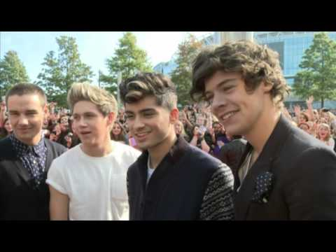 One Direction: Reaching for the Stars The Next Chapter Video