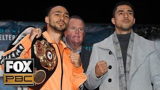 Keith Thurman vs Josesito Lopez | Final Press Conference | PBC ON FOX