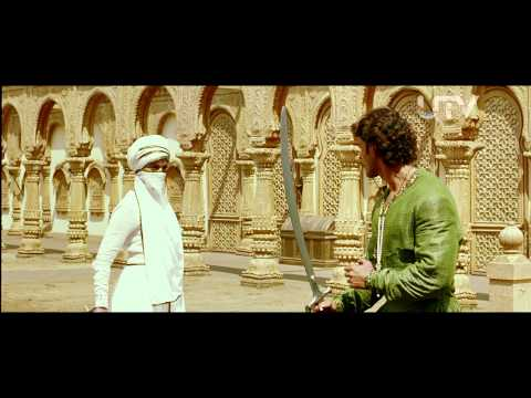 Jodhaa Akbar | 2008 | Sword Fight Scene  | Hrithik Roshan - Aishwarya Rai video