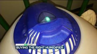 Consumer Reports names their ratings for humidifiers