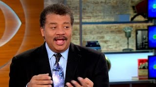 "Movie vs. science: Neil deGrasse Tyson on ""Interstellar"""