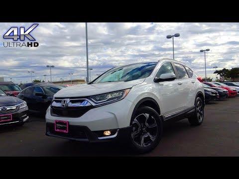 2018 Honda CR-V Touring 1.5 L Turbocharged 4-Cylinder Review