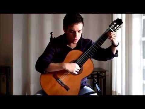 Хоакин Родриго - Tiento Antiguo (Behrend)