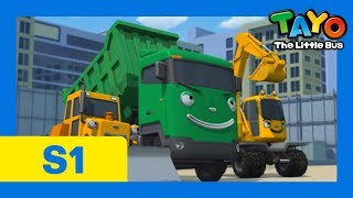 The Best Heavy Equipment (30 mins) l Episode 16 l Tayo the Little Bus