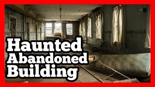 Exploring Abandoned Places (HAUNTED) // Exploring Abandoned Paper Mill In Ottawa